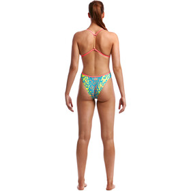 Funkita Twisted One Piece Swimsuit Mujer, second skin